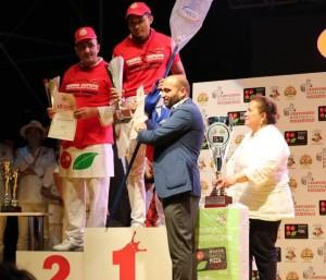 拿坡里披薩世界大賽 陳柏壬奪創意組冠軍