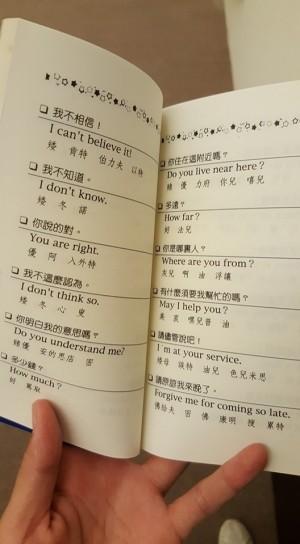 奇書「矮東諾」教人說英語 網友笑:老師會崩潰