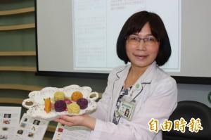 地瓜做的冰皮月餅 營養師分享低熱量食譜