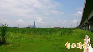彰南產業園區工業地解編 歷時1年仍原地踏步