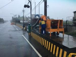 莫蘭蒂挾超大豪雨 24小時內6縣市慎防淹水