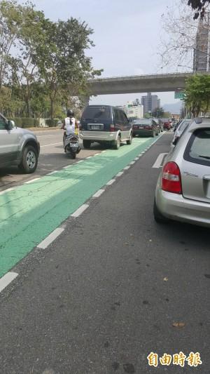 台中交通事故死亡人數 自行車佔5%