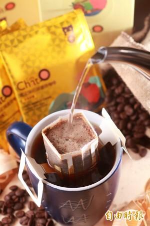 濾掛式咖啡會溶出致癌物? 食藥署:無需恐慌
