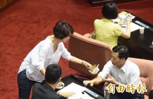 陳亭妃林俊憲異口同聲 為台南爭取第6席立委