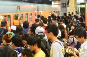 台鐵10月大改點 減夜間班次 加開週末自強號