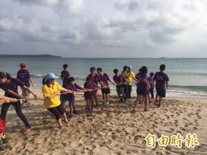台南澎湖一家親 跨海體驗牽罟情