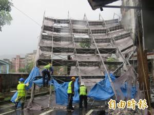 權益別忘了!颱風災損 稅務局可辦理減稅