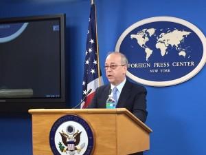 我屢遭中打壓  美亞太助卿:台灣是美國重要盟友