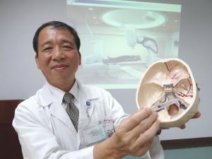 「電腦刀」精準消除腫瘤 降低開刀風險
