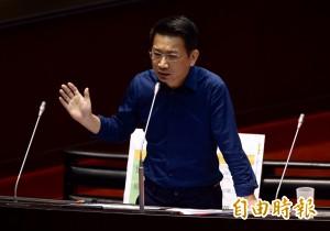 「藍8」中客團成行  徐永明:國民黨離做鬼不遠