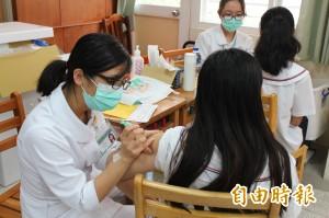 竹縣配合中央 新增高危險、高傳播4族群接種流感疫苗