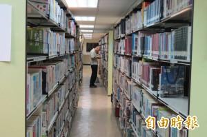 基隆拚圖書館藏 增預算、勸募書雙管齊下