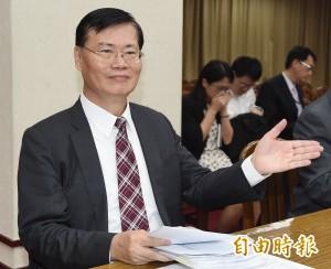 丁克華請辭 綠委黃偉哲:不排除政治鬥爭
