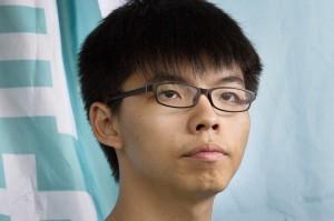 香港學運領袖黃之鋒赴泰國 遭當局拘留
