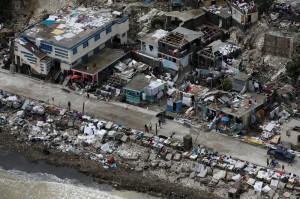 瘋狂颶風馬修造成269死 美佛州長:趕緊撤離