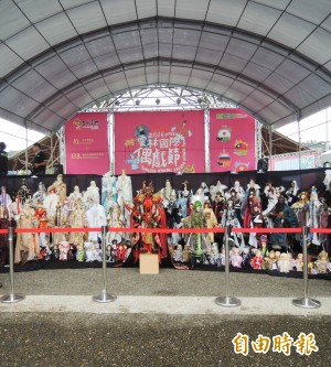 雲林國際偶戲節登場 來看戲偶、痛車、Cosplay