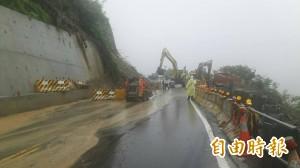 搶修受阻 南迴鐵路全天停駛、南迴公路19點後封閉