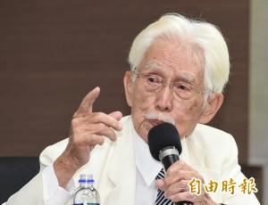 阿扁無法出席國慶 辜寬敏籲新政府趕快特赦