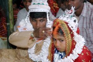 童婚問題嚴重   每7秒就有1名女童被迫結婚