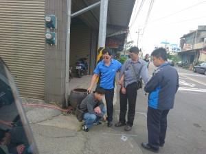 婦人配合演出   警逮獲3車手