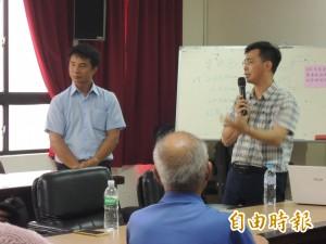 「從泥巴到嘴巴」 台南農改場推廣健康農業理念