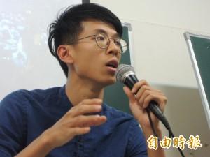 港獨青年領袖來台演講 「台灣公民意識勝過香港」
