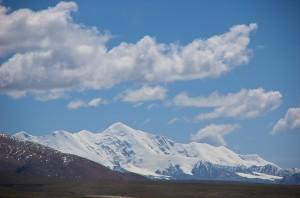 神山難擋暖化 青海阿尼瑪卿雪山冰崩