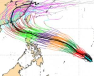 颱風海馬接近台灣會迴轉? 氣象專家這麼說…