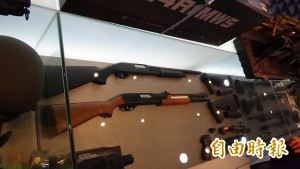 玩具模型槍具殺傷力!查扣194把 業者被訴