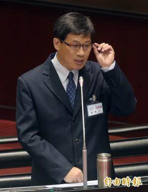 大法官被提名人黃瑞明:支持同性婚姻合法化