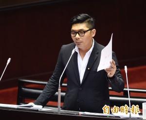 讓同志議題成台灣驕傲!藍委:將修法挺婚姻平權