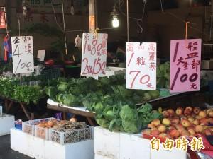 部分拍賣人與菜蟲勾結哄抬果菜價? 北檢已掌握情資