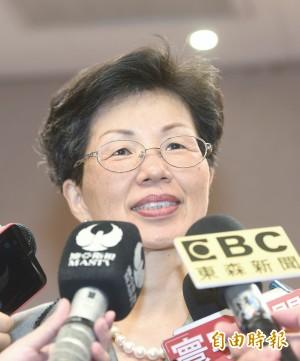 陸委會提醒洪秀柱:政府若未授權 不得簽任何協議