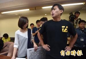 要蘇嘉全踹共 黃國昌:真要把立院變殺戮戰場?