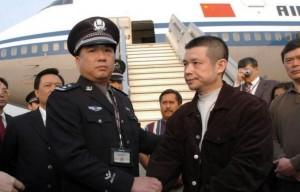 中國海外打貪3年逮2千餘人 追回贓款近400億