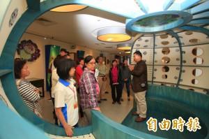 海膽大驚奇特展海科館登場 可免費參觀