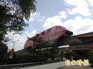 台南單軌捷運系統 交通局:上月已報交通部核定