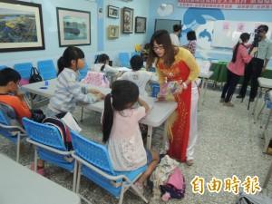 為南向政策培育種子 台西國小越語班開課