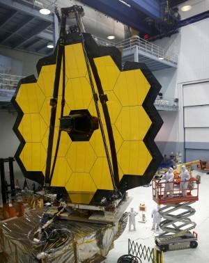 哈伯望遠鏡接班人完工 「韋伯」2018升空
