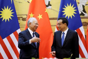 馬來西亞擁抱中國? 總理要西方別再指手畫腳