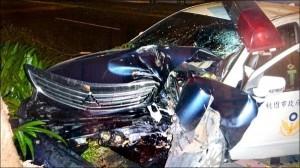 女警殉職酒駕嫌卻無罪 駕車男警恐涉「過失致死」