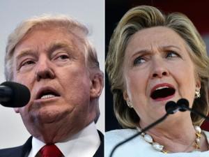NBC最終大選民調 希拉蕊領先川普4%