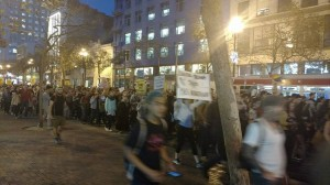 反擊川普! 舊金山民眾展開第二波抗議示威