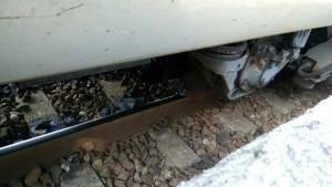 台鐵122次自強號車輪剝離故障 影響700人