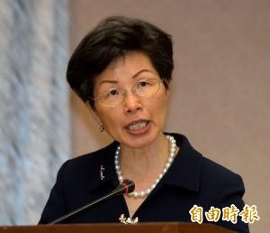對中喊話 張小月:中國對台應擺脫舊思維