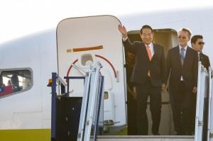 報導宋楚瑜抵利馬 秘魯媒體稱我China Taipéi