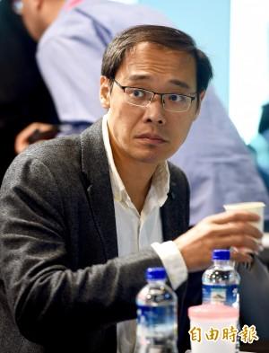 馬英九被中國打壓 楊偉中:蔡正元怎不砲北京?