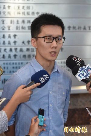 蔡正元胡扯同志議題 國民黨前青年團長嚴厲譴責