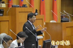 潘孟安:日本輻射食品絕不能進口