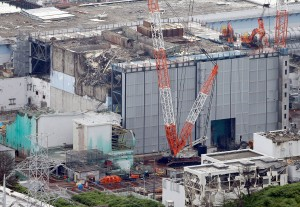 日本強震  福島核電廠冷卻池一度停擺